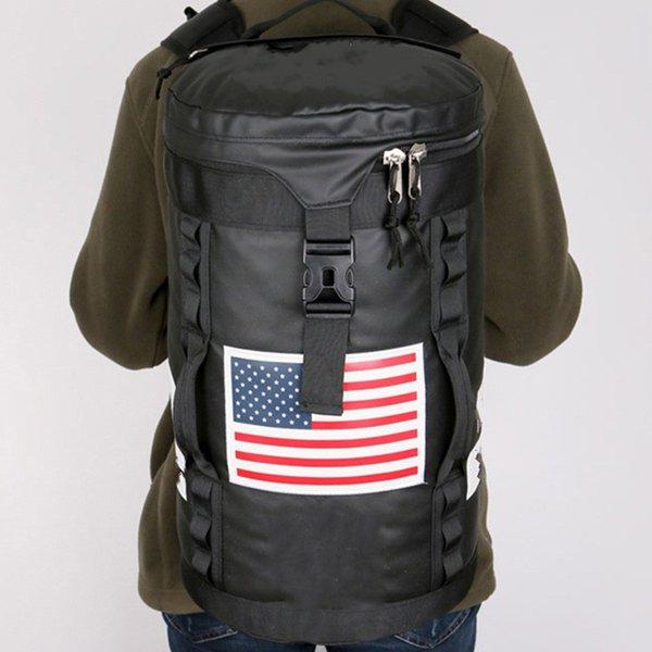 best selling Unisex Teenager Travel Bags Large Capacity Versatile Utility Mountaineering Waterproof Backpacks Luggage Outdoor Shoulder Bag BG621