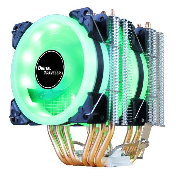 Green 4Pin PWM 1FAN
