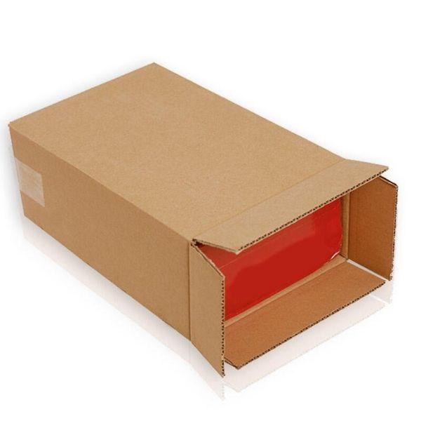 Çift kutu ile