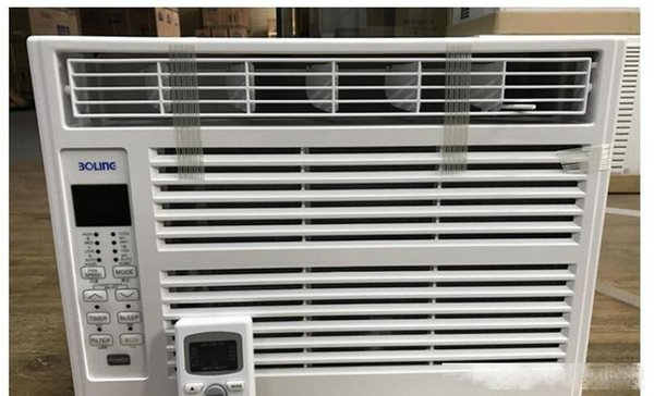 top popular 7000BTU cooling capacity 1 horse window air conditioner R410A environmental protection single cold type 2020