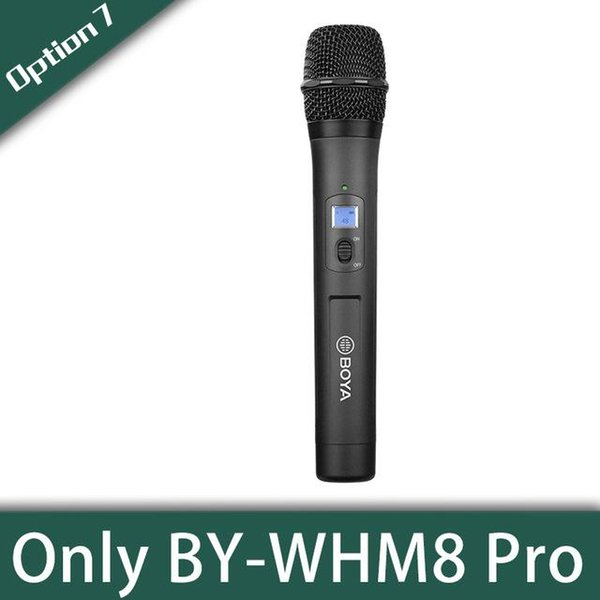 única BY-WHM8 Pro