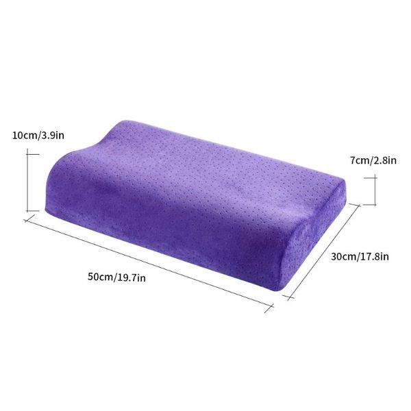 purple 50x30cm