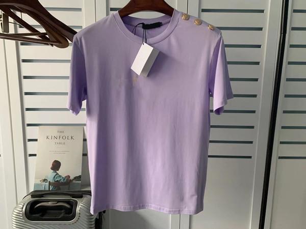B Design violet avec lettre d'or