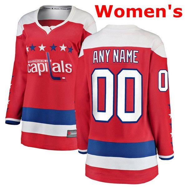 Womens Red Alternate