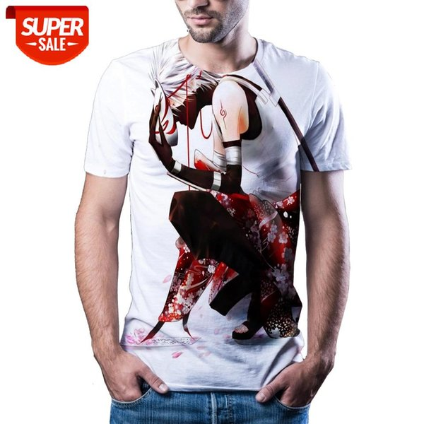 best selling New T-shirt men high-quality men's T-shirt ladies short-sleeved 3D character printing men's fashion cool men #Wr7R