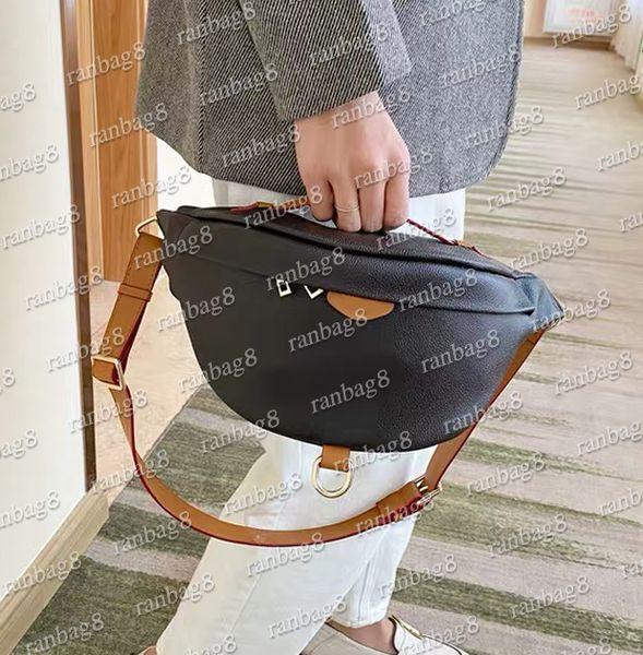 top popular Men's Waist Bag Handbag Famous Bumbag Cross Body Shoulder Bag Women'Design s Belt Bags Chest Purse Free Shipping 2020