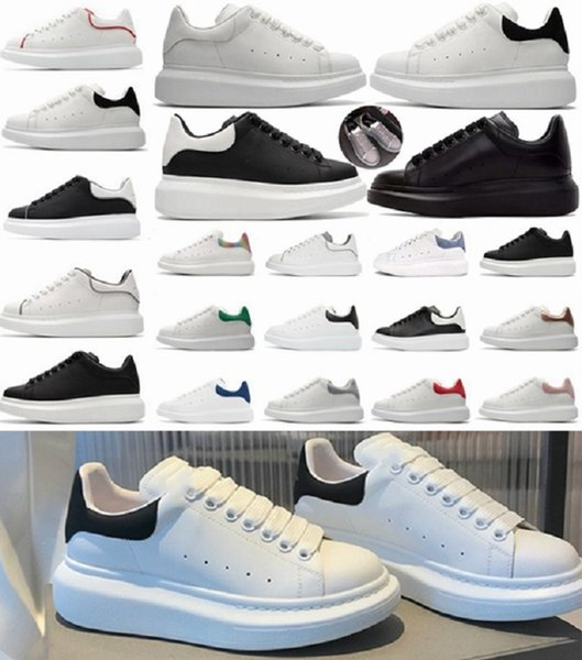 top popular 2021 velvet black mens womens Chaussures flat platform Short boots Sneakers Luxury designer Shoes Leather Solid colors Dress Shoe 36-46 tim 2020