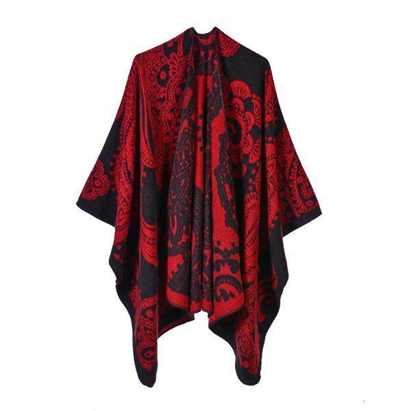 Noir-Rouge Taille