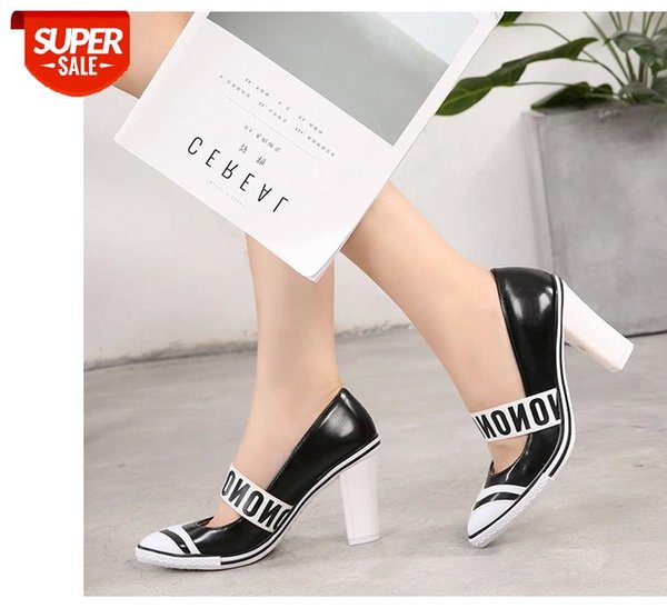 2020 Casual Shoes Woman Autumn New Korean Version Spring Autumn Fashion Female Single Shoes Pointed High 8cm With Fine Shallow #Jt07 Cataloge Women Shoes, Shoes For Women, Girls Shoes, Ladies Shoes, Female ShoesStyle Fashion / Trendy / New / HotOccasion All Match / Streetwear / Club / PartyFor Group Girls / Women / LadiesWearing Design Fashion / Comfortable / BreathableFeatures High Quality / AntiwearingKeywords Women Shoes, Shoes For Women, Girls Shoes, Ladies Shoes, Female Shoes