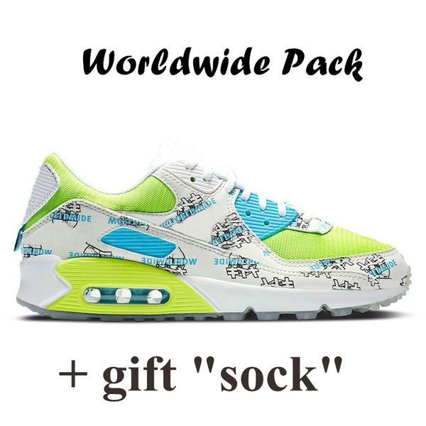 11 Worldwide Pack 40-46