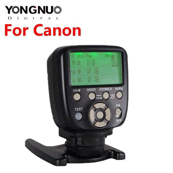 Solo la Cina grilletto per Canon Speedlite