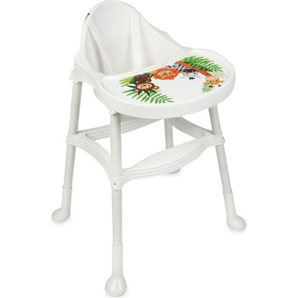 top popular Baby High Feeding Chair Portable Kids Table Foldable Dining Chair Height Multifunctional Food Chair LJ201110 2021