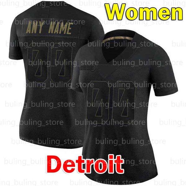 Personalizzato 2020 New Women Jersey (X s)