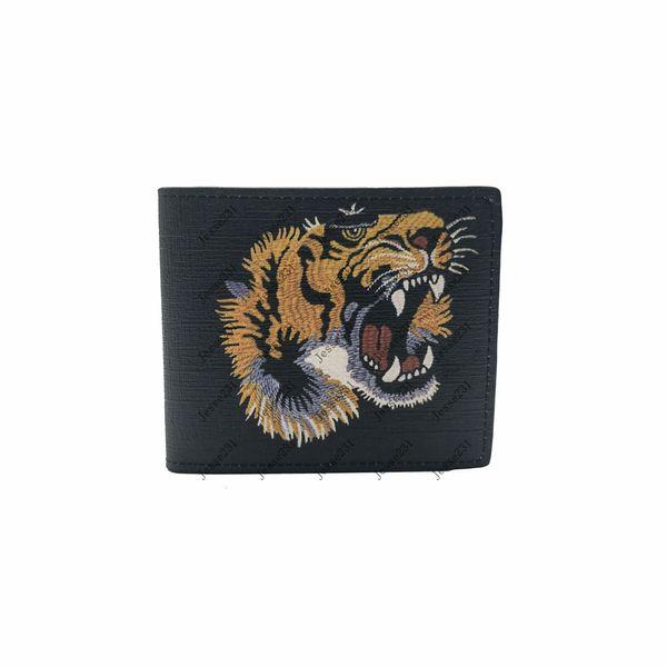 Short style Black Tiger