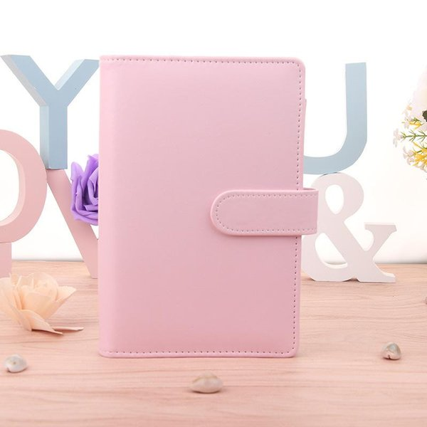 Pink A5