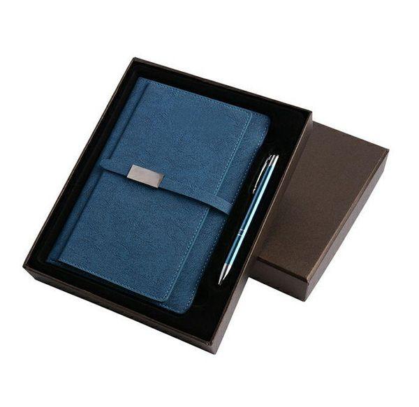 Синий подарок набор A5