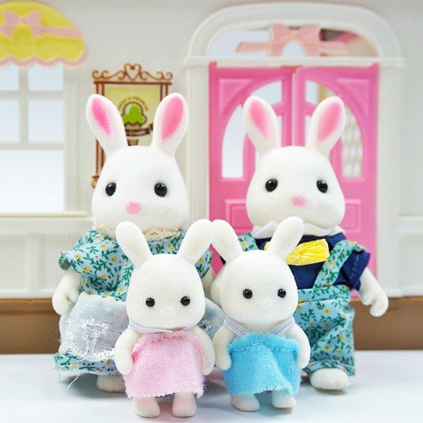 Beyaz Tavşan Aile