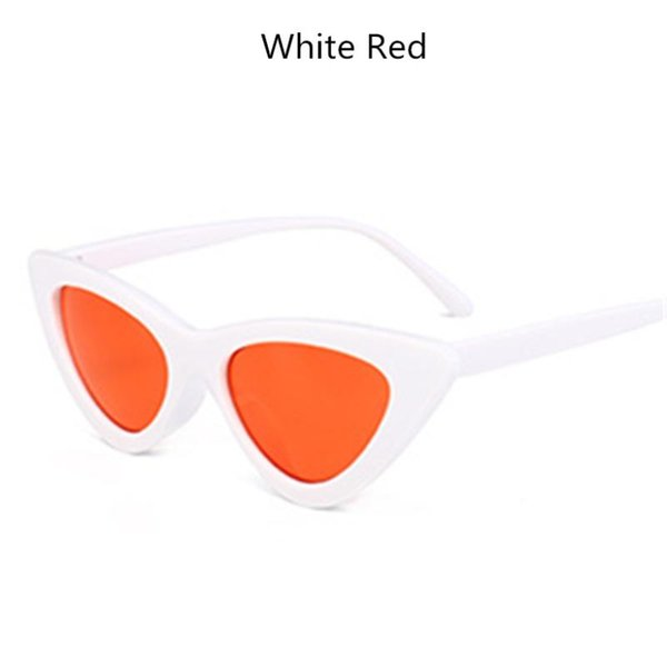 WhiteRed Chine