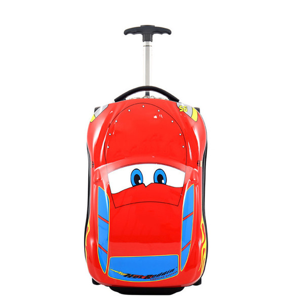 bagages rouge