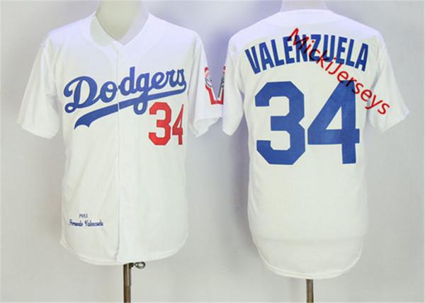 34 Fernando Valenzuela