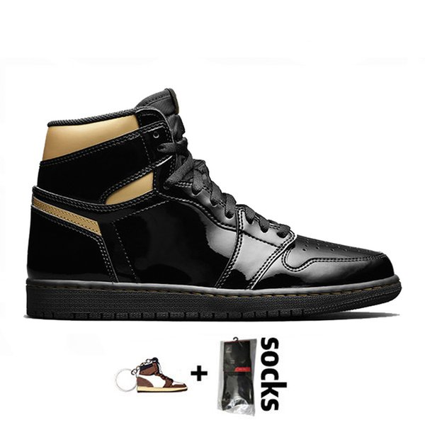 A2 High OG Black Gold 36-46