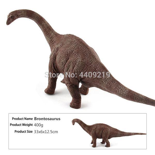Brontosaurus Brown