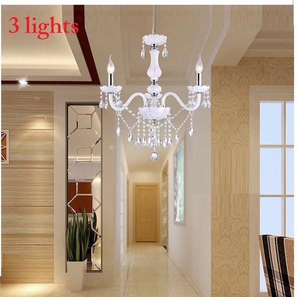3 lampade lampadario