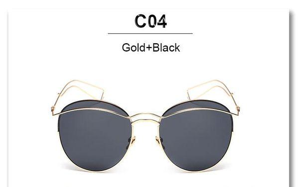 Gold schwarz D77.