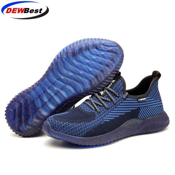 Chaussures bleues LY605
