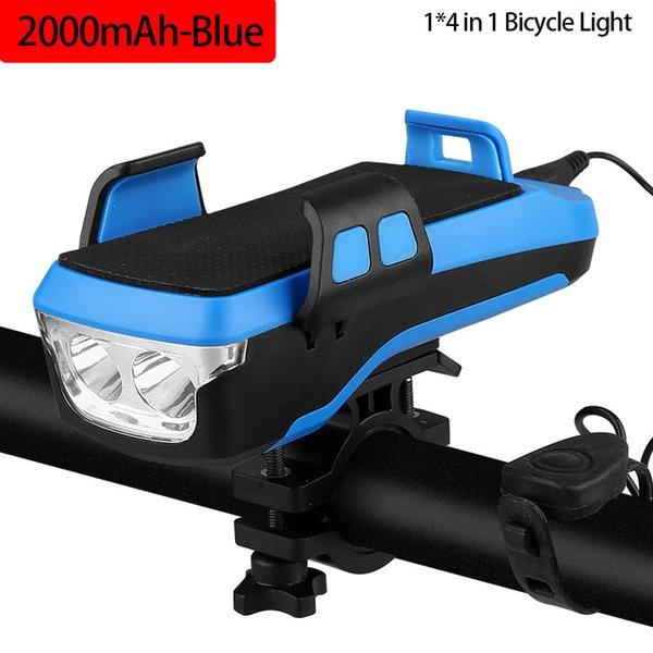 2000mah Blue