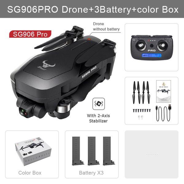 906 pro Box 3B