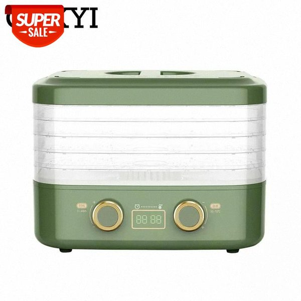 best selling CUKYI Multifunctional 5 Layers Fruit dryer Pet Snacks Flower Tea Herbs Drying machine dehydrator Timing Temperature controlable #PY4j