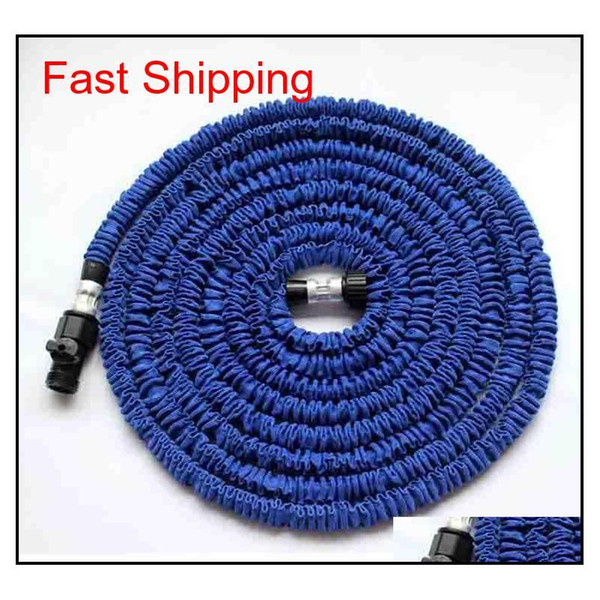 best selling 75ft 100ft Expandable Magic Flexible Garden Hose Aliumum Conector For Car Water Hose Pipe Plastic Hoses To Waterin jllnwJ xmhyard