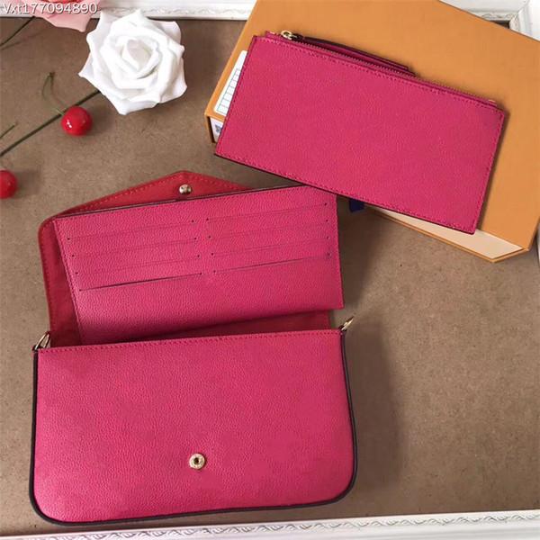 # 6 couro em relevo - vermelho purplish
