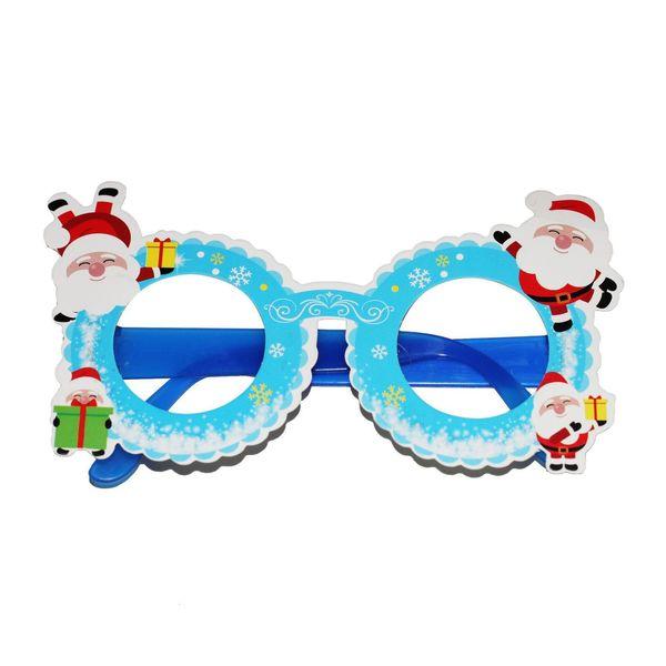 Babbo Natale blu