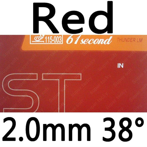 Red 2.0mm H38
