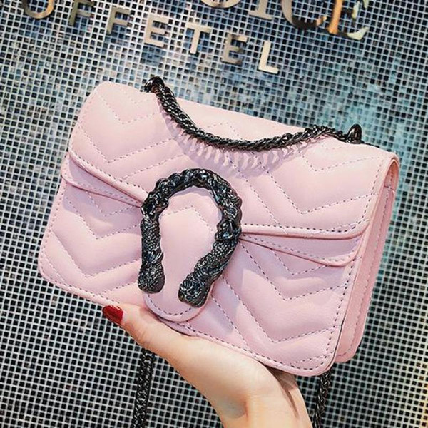 fashion 2020 small chains bag women candy color retro messenger bags female handbag shoulder bag flap women bolsa feminina