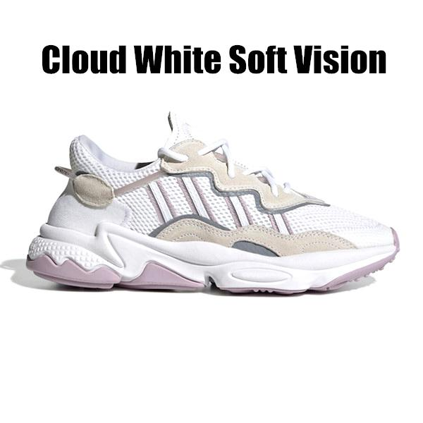 36-39 Cloud White Soft Видение