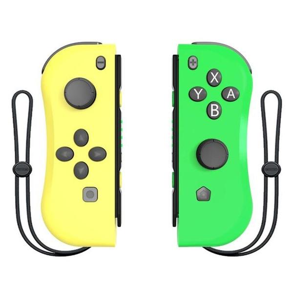 Amarillo verde