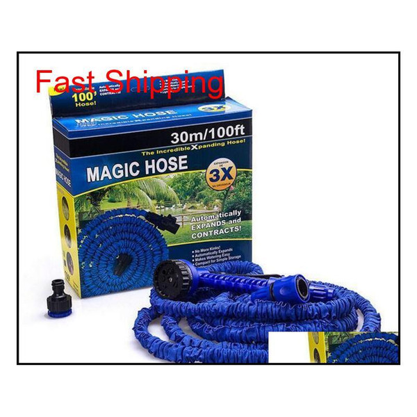 best selling Hot Selling 75ft Garden Hose Expandable Magic Flexible Water Hose Eu Hose Plastic Hoses Pipe With Spray jllOES xmhyard
