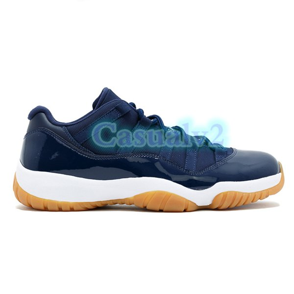 32.Low Gum Navy.