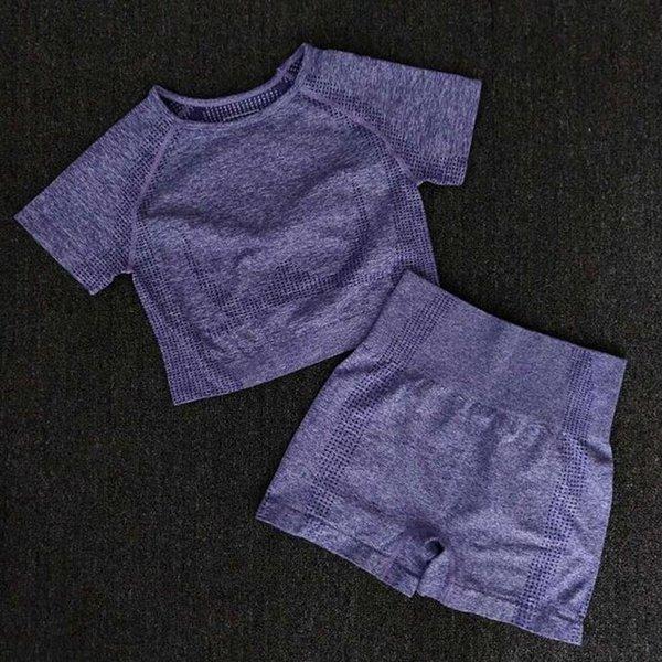 Фиолетовый набор