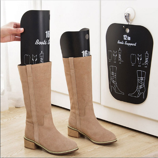 best selling Boot Shaper Stands Form Inserts Tall Boot Support Keep Boots Tube Shape For Women 2 Pieces For 1 Pairs Of Boots High-Heel Shoes Tree Shields