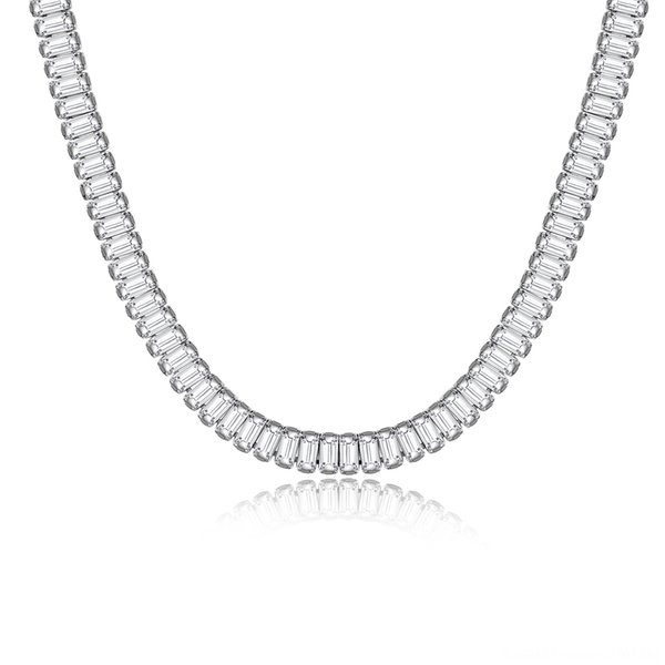 Halskette 20in-51cm White Gold