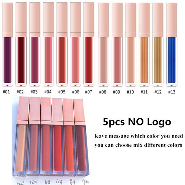 5pcs NO logotipo