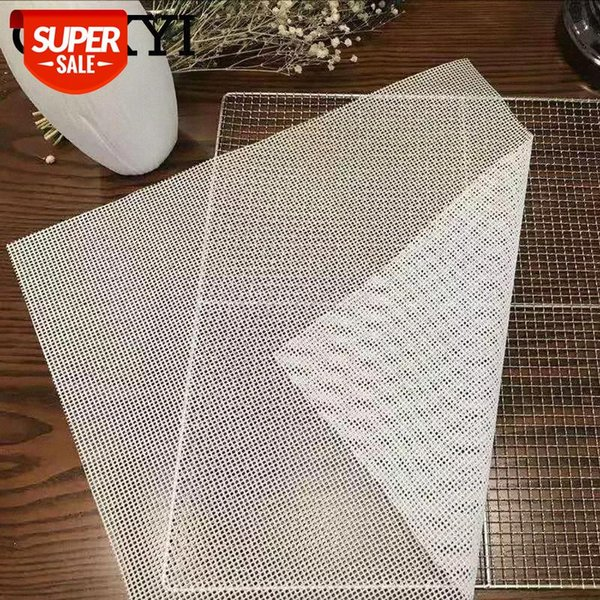 best selling CUKYI Food dehydrator net mat Food grade Non-stick silicone pad reusable food dryer accessories Different size For 6 12 30 layer #r758