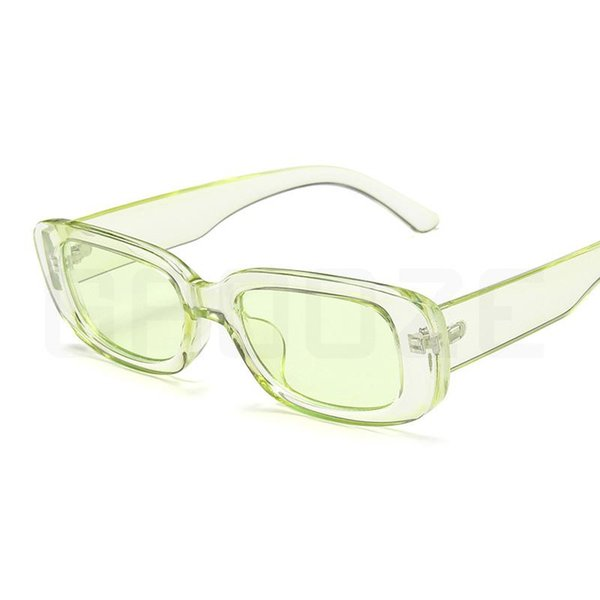 verde transparente