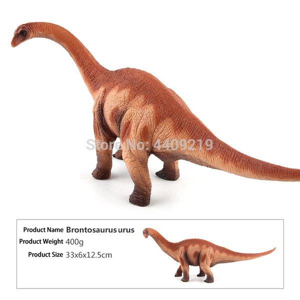 Brontosaurus sarı