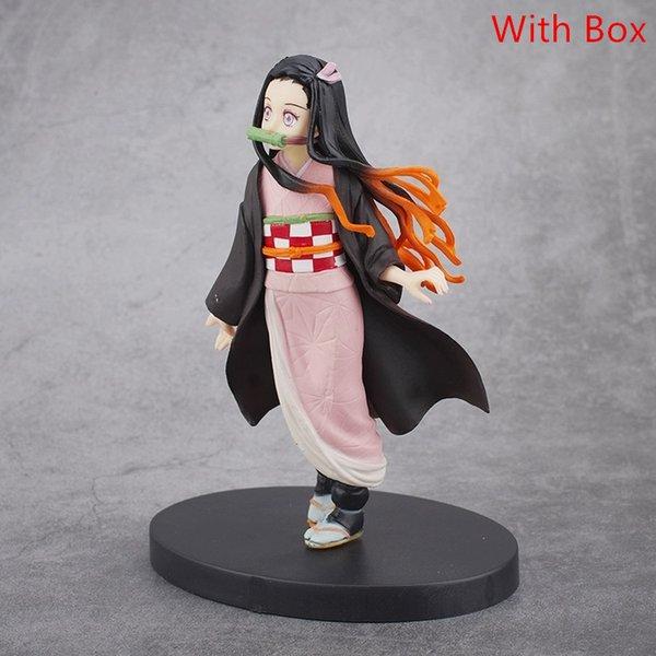 Kutu ile 16 cm Nezuko