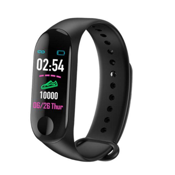 M3 smart bracelet Black